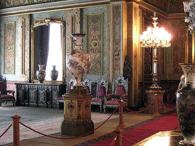 Beylerbeyi Palace Interior