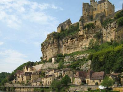 Beynac And Its Chateau