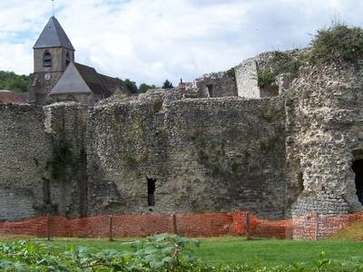 The Château De Beynes