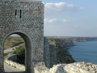 Kaliakra Fortress