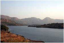 Bhandardara Backwaters