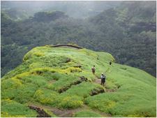 Bhandardara-Sahyadri Mountain Range