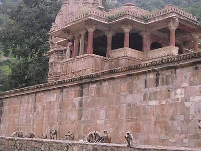 Bhangarh - Gopinath Temple