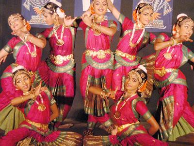 Bharata Natyam In Bangladesh