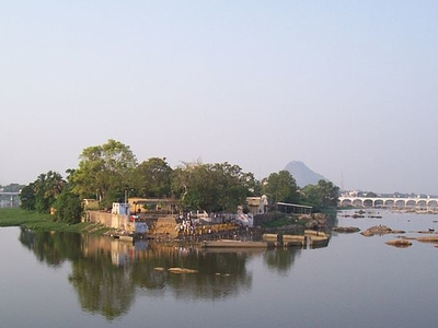 Bhavani And Kaveri Rivers