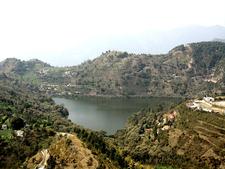 Bhimtal Lake View