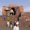 Bhojpur Temple Entrance