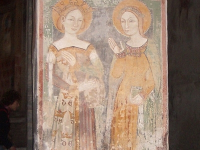 Biasca  Chiesa  Pietro  Paolo  Sante  Dorotea  Tecla