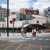 Biblioteca Jaume Fuster, Plaça De Lesseps