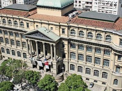 Biblioteca Nacional Do Brasil - Rio - Brazil