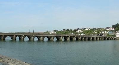 Bideford Long Bridge Pan