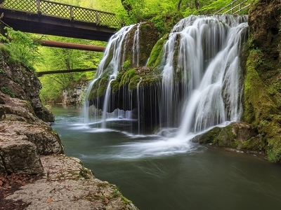 Bigar Waterfall - Romania