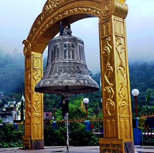 Big Bell, Rewalsar, Himachal Pradesh