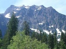 Big Four Mountain Washington