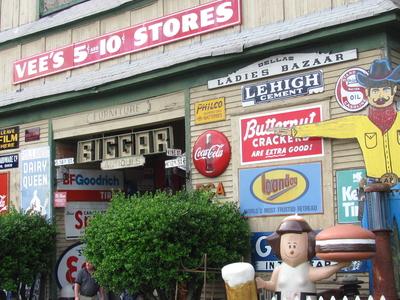Biggar  Antiques