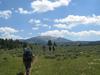 Bighorn Pass Trail - Yellowstone - USA