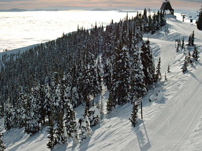 Big  Mountain Summit