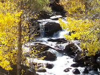 Big Pine Creek Trail Norte Tenedor