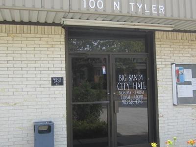 Big  Sandy  City  Hall
