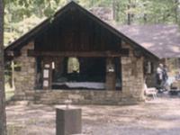 Estatal Big Spring Forest y área de picnic