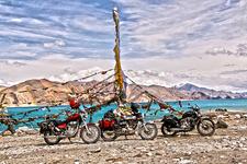 Bikes - Lake & Pangong Range
