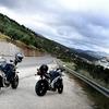 Bikes Resting Near Montefrio - Granada Andalusia