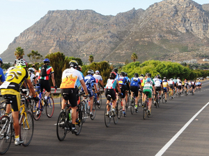 Racing bike tour from Port Elizabeth to Cape Town