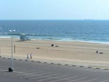 Plenty Of Parking At Dockweiler Beach