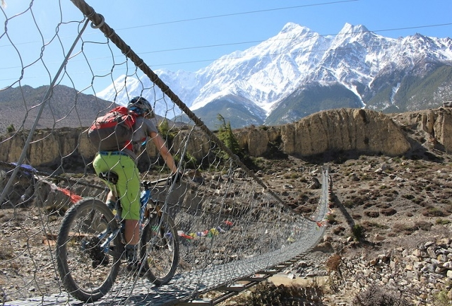 Ride For A Cause In The Himalayas Photos