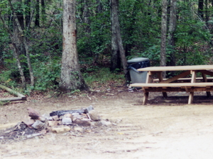 Billy Creek Campground