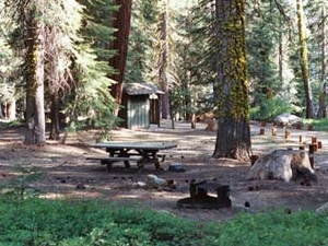Billy Creek Campground superior