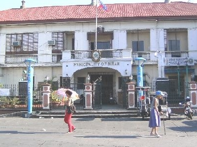 Old Municipality Of Binan