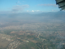 Birds Eye View Of Kathmandu