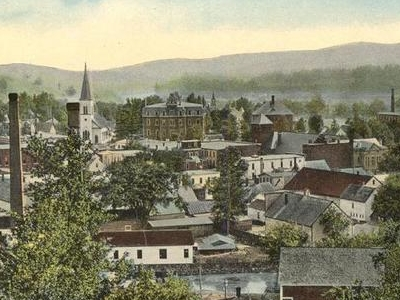 Birds Eye View C. 1912