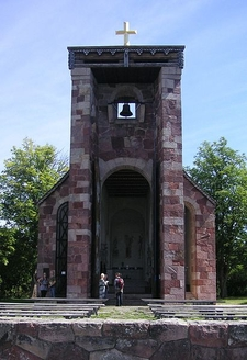 Birka Kapelle Church