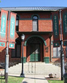 Bisbee Miningand Historical Museum