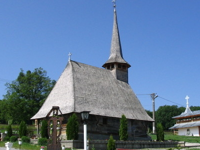 Wooden Church Of Stana