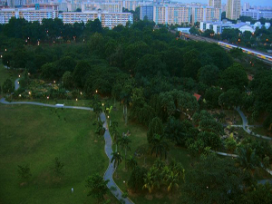Bishan Parque