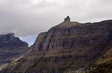 Bishops Cap - Glacier - USA