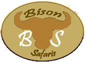 Bison Safari Logo