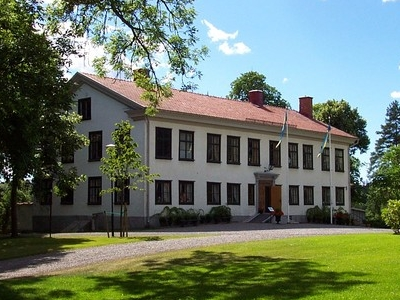 The Björkborn Manor House