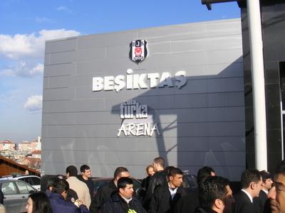 Beşiktaş Akatlar Arena