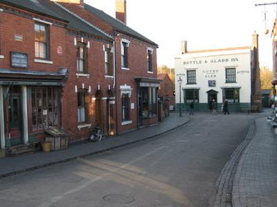 Black Country Street