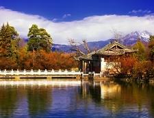 Black Dragon Pool Park - Lijiang Yunnan
