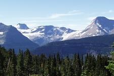 Blackfoot Glacier