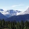 Blackfoot Mountain - Glacier - USA