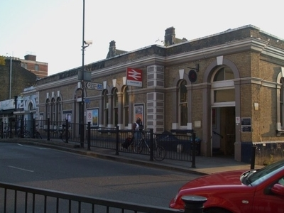 Blackheath Station Building