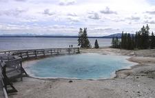 Black Pool - Yellowstone - USA