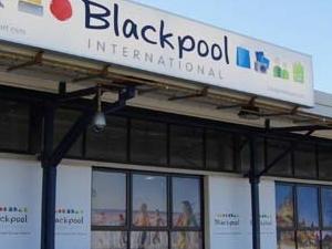 Aeropuerto Internacional de Blackpool