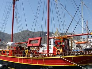 Black Rose Pirate Boat Cruise‼️